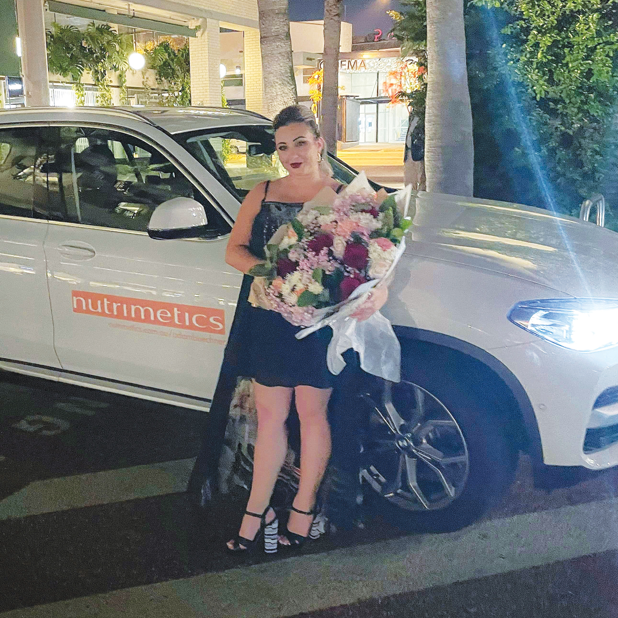 Earn yourself a BMW with Nutrimetics