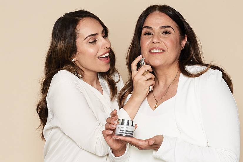 Mother and Daughter Skincare